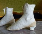 9 antique wedding boots 1875