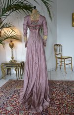 14 antique dress