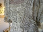 35 antique Maurice Mayer gown 1913