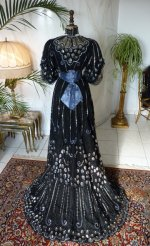 38 antique dress