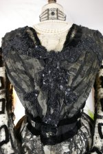 5 antique evening dress 1903