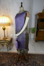 13 antique BABANI evening dress 1925