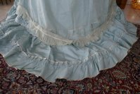 28 antique victorian ball gown 1859