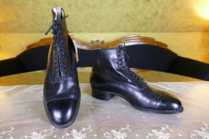 antique Chasalla Boots 1922