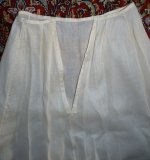 11 antique petticoat