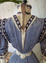 99 antique dress 1901