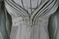 28 antique regency dress 1818