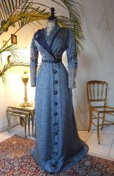 antique afternoon dress