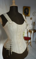 8 antique ferris corset 1890