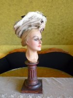 18 antique hat 1900