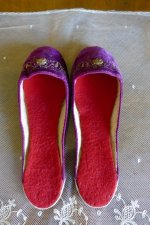 14 antique boudoir slippers 1885 1900