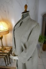 8 antique duster coat 1908