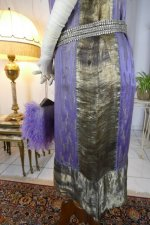 18 antique BABANI evening dress 1925