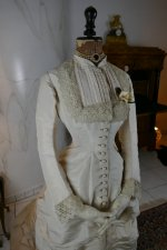 4 antique wedding dress 1878