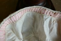11 antique boudoir bonnet 1910