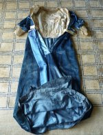 25antique walking Suit Worth 1908