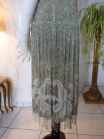 32 antique flapper dress 1925