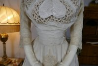 6 antique gown 1904