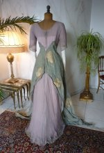57 antique ball gown 1912