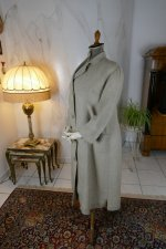 9 antique duster coat 1908