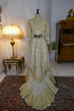 25 antique dress 1901