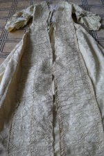 36 antique robe a la francaise 1770