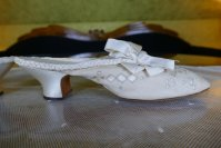 8 antique boudoire slipper 1904