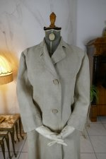 6 antique duster coat 1908