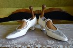 10 antique wedding shoes 1908