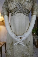 9 antique evening dress 1912