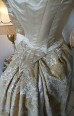 27 antique court dress 188