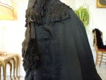 26 antique mourning dress 1879