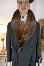 5 antique mens coat Herman Hoffmann 1925