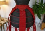 15 antique Thomsons crinoline 1865