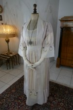 8 antique Mary Cummings dress 1908