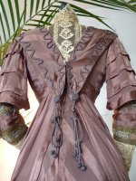 29 antique art nouveau dress