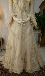 16 antique society dress 1901