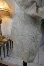 36 antique rococo wedding coat 1740
