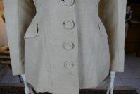 5 antique DRECOLL Jacket 1920