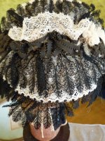 9 antique bonnet 1876
