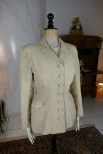 2 antique DRECOLL Jacket 1920
