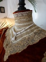 35c antique gown