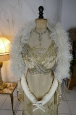 3 antique evening dress 1912
