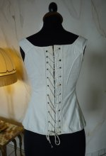 13 antique regency Corset 1820