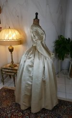 25 antique wedding dress 1845