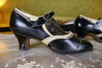 8a antique business shoes 1926