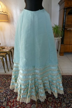 antique petticoat 1903
