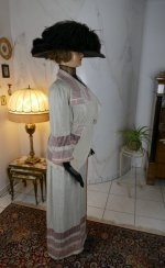 307 antique dress 1912