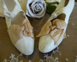 68 antique bridal shoes 1895