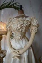 11 antique ball gown 1892